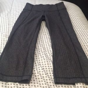 Lululemon Capri pants size 4